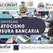 Ctrl CREDIT Convegno: Anatocismo ed Usura Bancaria – 20 Dicembre 2019
