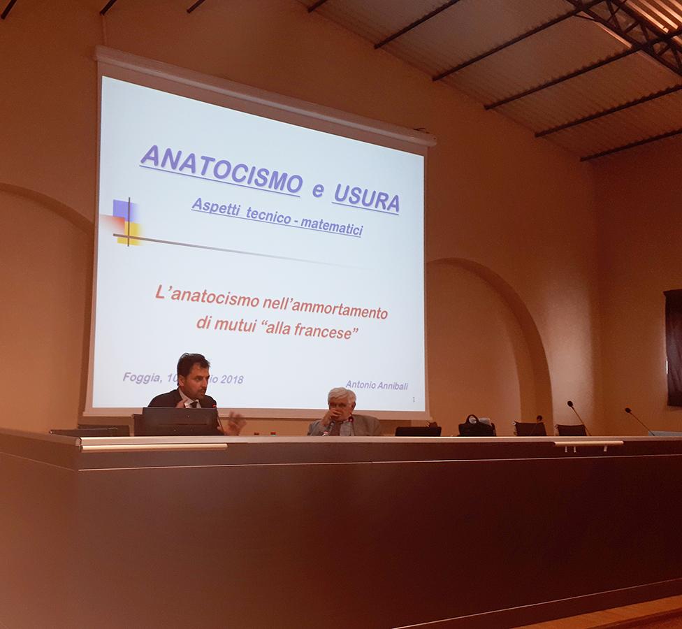 Anatocismo e usura
